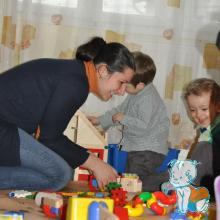 Atelier de constructie - Alle Kinder