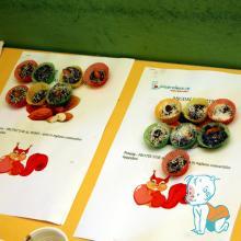 """Atelier de gatit, pentru copii - """"Vitaminele la joaca"""""""