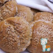 painea noastra cea de toate zilele, paine integrala de casa
