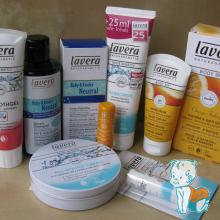 produse cosmetice Lavera