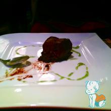 Samsara Foodhouse - Raw cake de ciocolata si menta