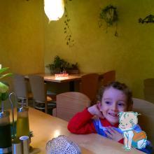 Samsara Foodhouse - copil fericit