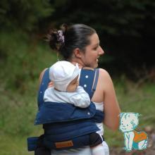 bebelusi purtati