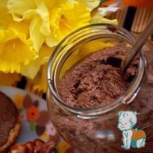 crema de ciocolata cu alune de padure sau Nutella RAW