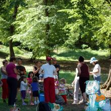 picnic copii alle kinder